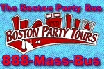 Boston Party Tours - 888-MASS-BUS